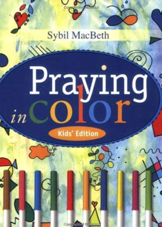 Praying in Color Front Cover