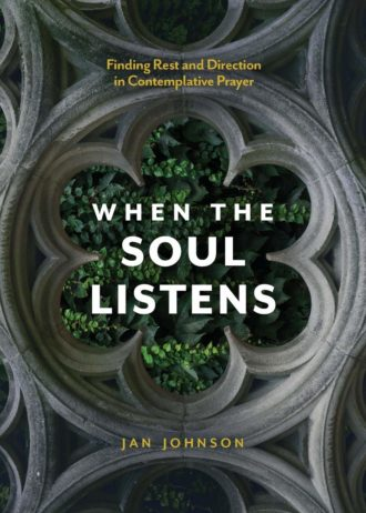 When the Soul Listens – Front Cover